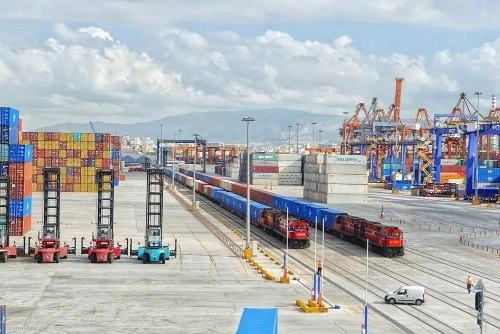 Cosco Shipping takes control of Greek railway company PEARL S.A.