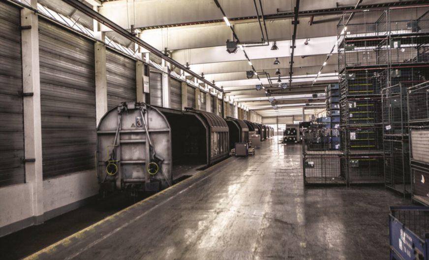 Schwerer Stand für die Bahnlogistik in der Österreich-Distribution