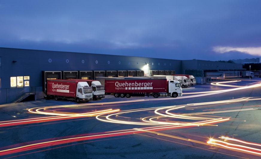Auszeichnungen für Günther Ofner, FreightHub und Quehenberger Logistics
