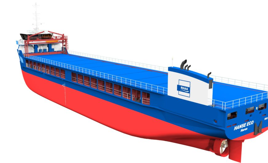 Rhenus-Arkon-Shipinvest entwickelt ökologische Shortsea-Flotte