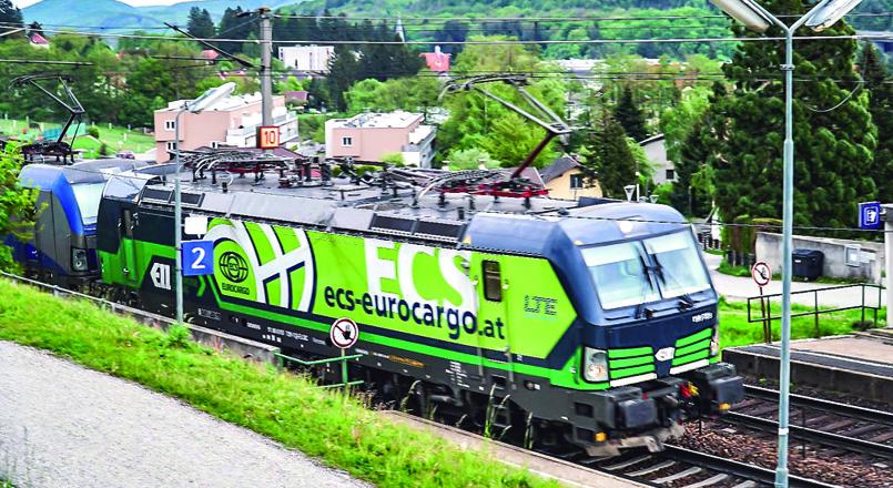 Wiener Bahnspedition  mit der Kernkompetenz Osteuropa
