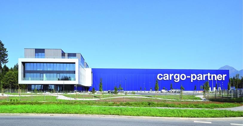 """Die cargo-partner Gruppe  ist ein """"Kind der Ostöffnung"""""""
