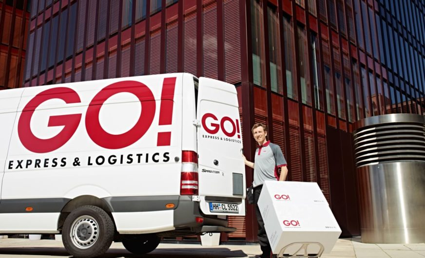 "GO !: Anniversary 35 years of ""extraordinary logistics"""