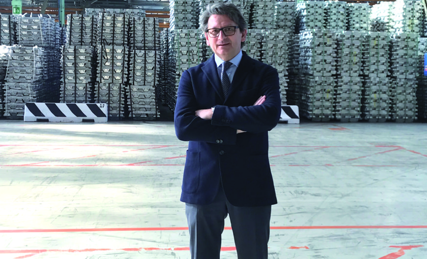 Auszeichnung für Triester Hafenchef Zeno D'Agostino