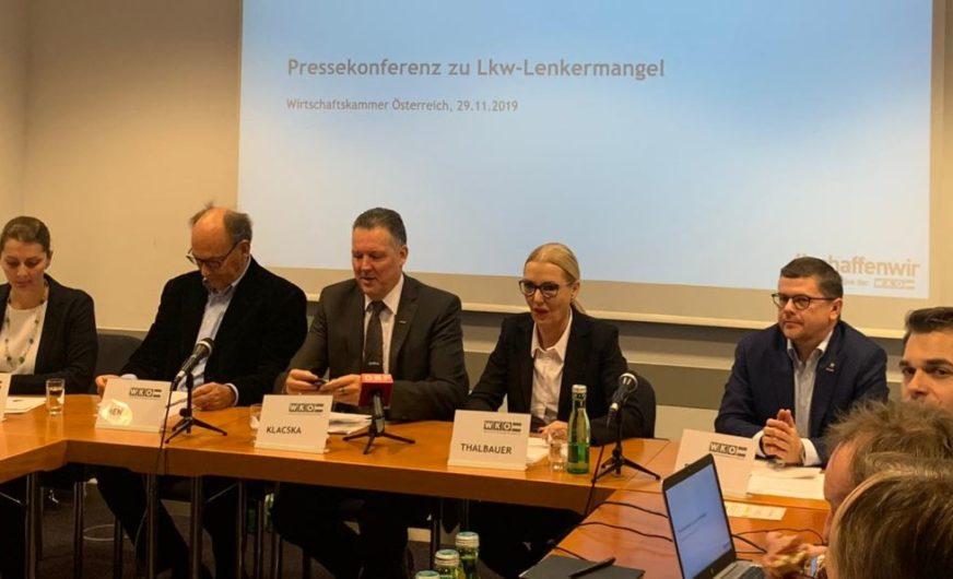 Austrian logistics faces major challenges