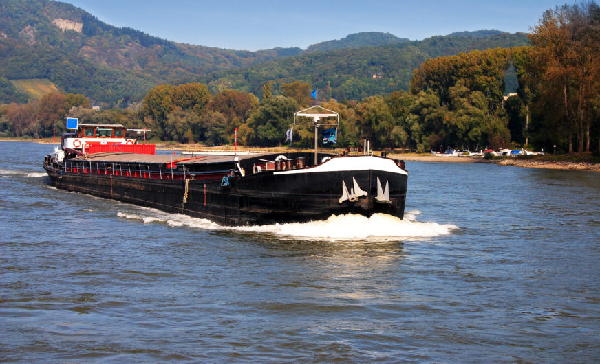 Germany extends its support programme for inland waterway transport