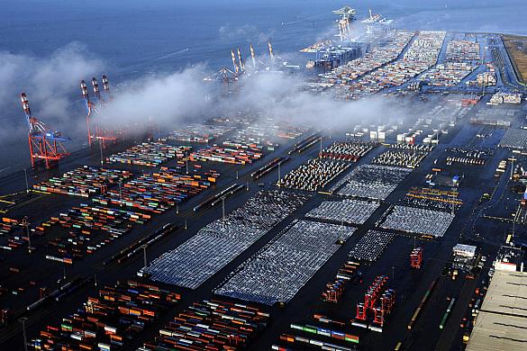Bremische Häfen sinken im Geschäftsfeld Container auf unter 5 Mio. TEU