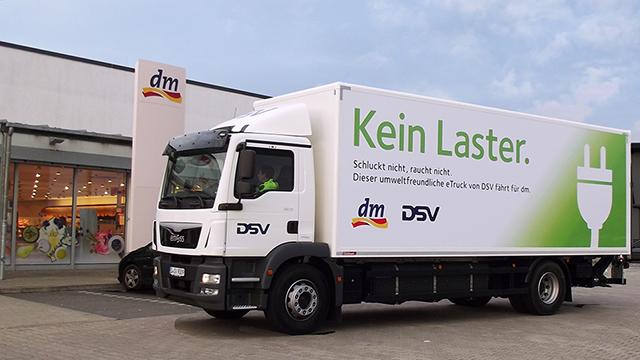 DSV bleibt Deutschland-Logistiker der Handelskette dm-drogerie markt
