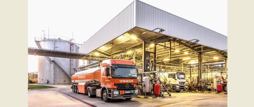 Goldmedaille von Shell für Frikus Liquids GmbH
