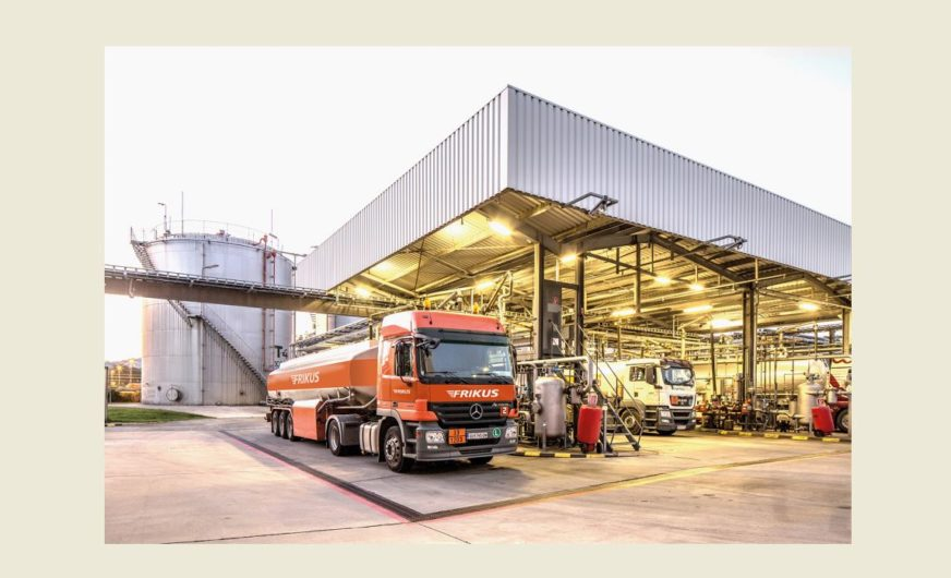 Shell gives Gold Medal to Frikus Liquids
