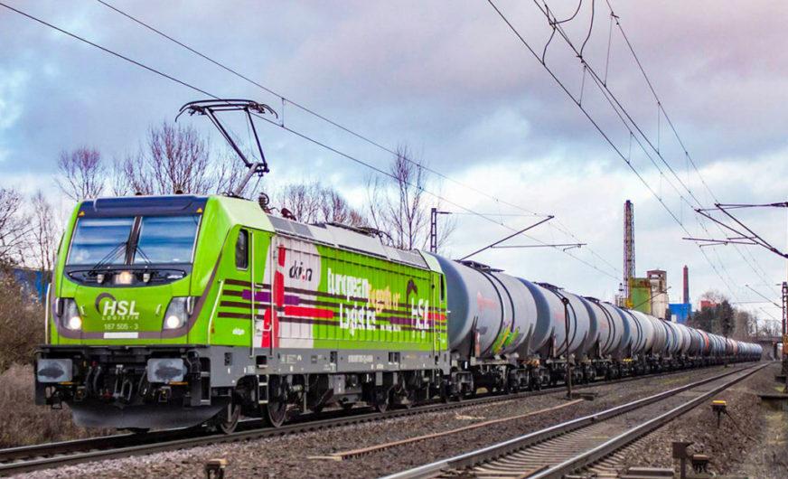 HSL Logistik GmbH fährt jetzt auch mit Österreich-Lizenz