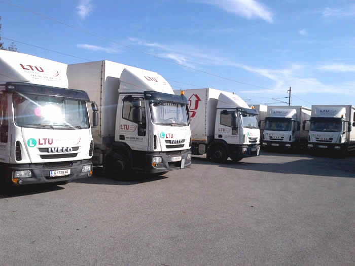 Insolvency of the Styrian forwarding companies LTU and BTH Transport