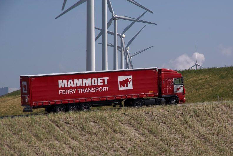 Mammoet Ferry Transport: Übernahme durch Neele-Vat