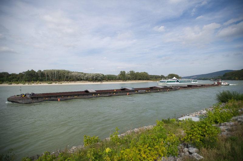 Optimales Fahrwasser auf der österreichischen Donau