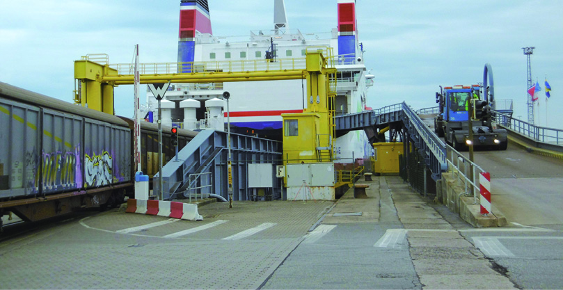 Großes Österreich-Interesse  im Überseehafen Rostock