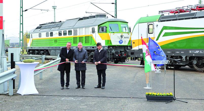 Rückbesinnung auf den  neutralen Schienengüterverkehr