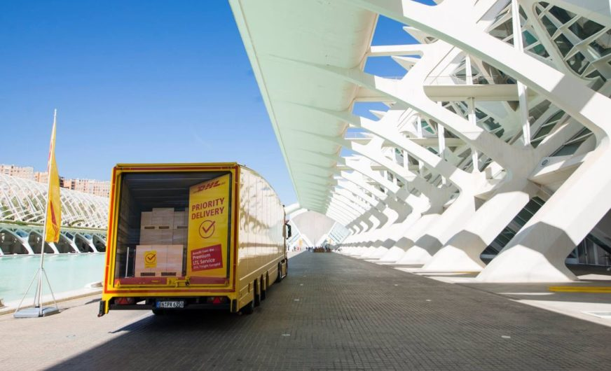 DHL Freight developed IT platform for all of Europe
