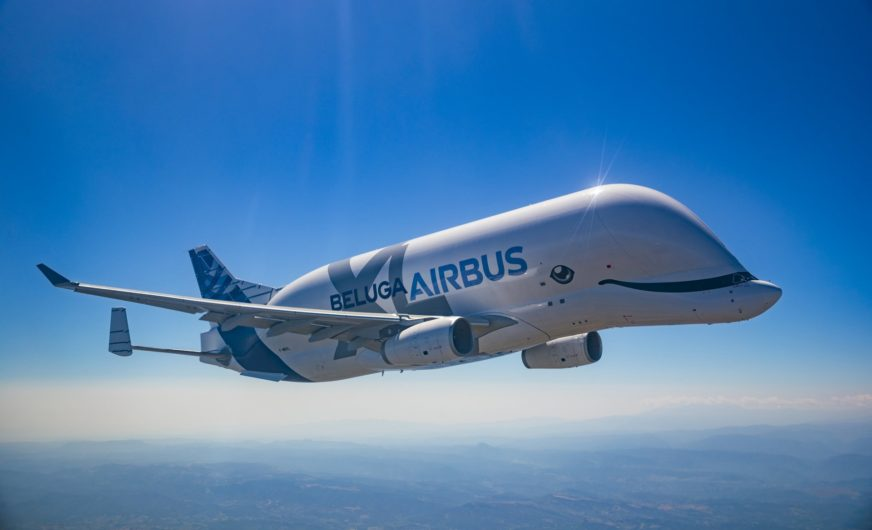 Premiere: First Airbus BelugaXL enters service