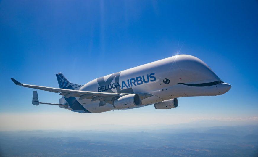Premiere: Airbus stellt erste BelugaXL in Dienst