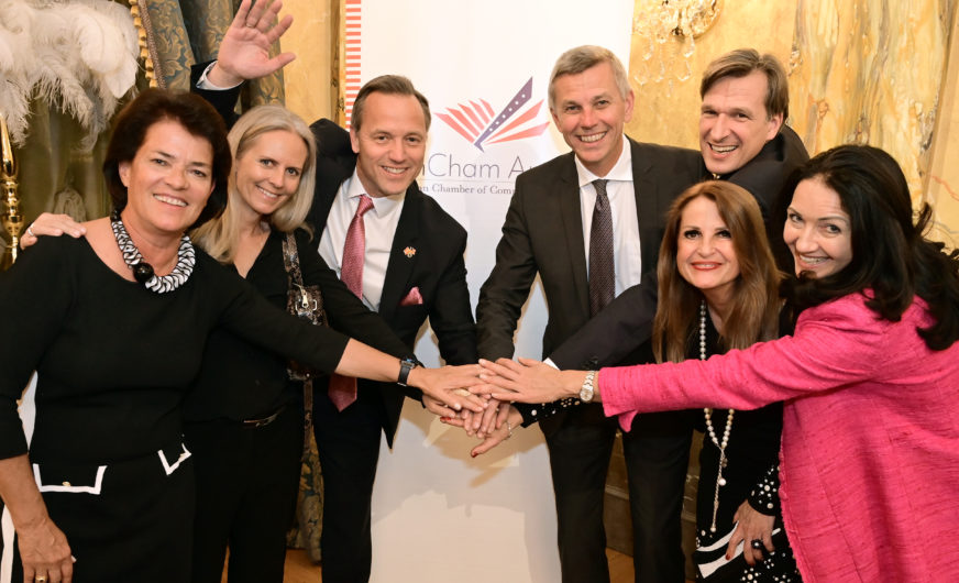 60 Jahre American Chamber of Commerce in Austria