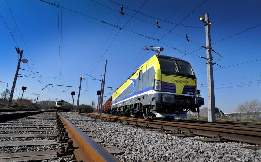 Güterbahn CargoServ setzt auf 100 Prozent erneuerbare Energie