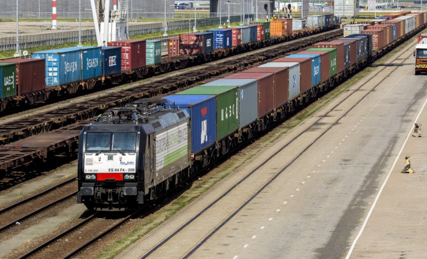 EGS intensifies intermodal offer from/to Southern Germany