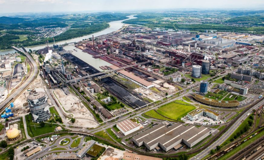 Port of Hamburg: voestalpine takes transport with Austria to a high