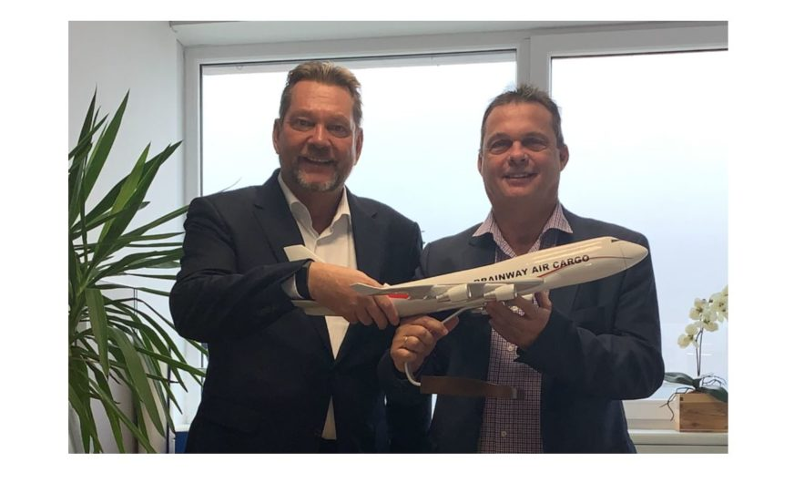 GSSA Brainway (Vienna) opens the door to CEE for ATC Aviation