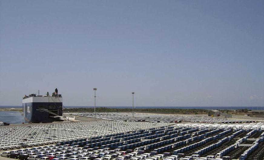 Süditalien: Automar schließt Übernahme des AutoTerminal Gioia Tauro ab