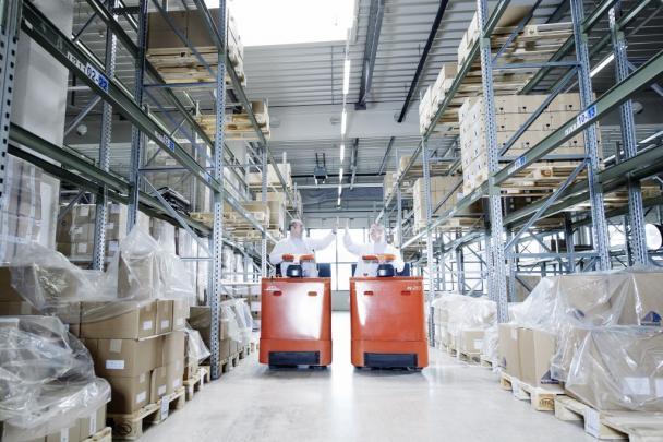 Logistiker BEXITY GmbH ist planmäßig gestartet