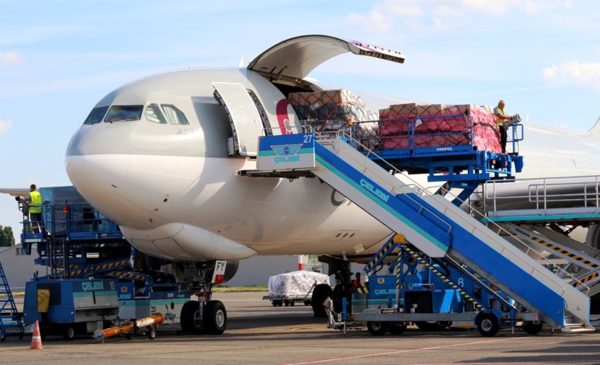 Budapest Airport: 135,000 tons of cargo in 2019