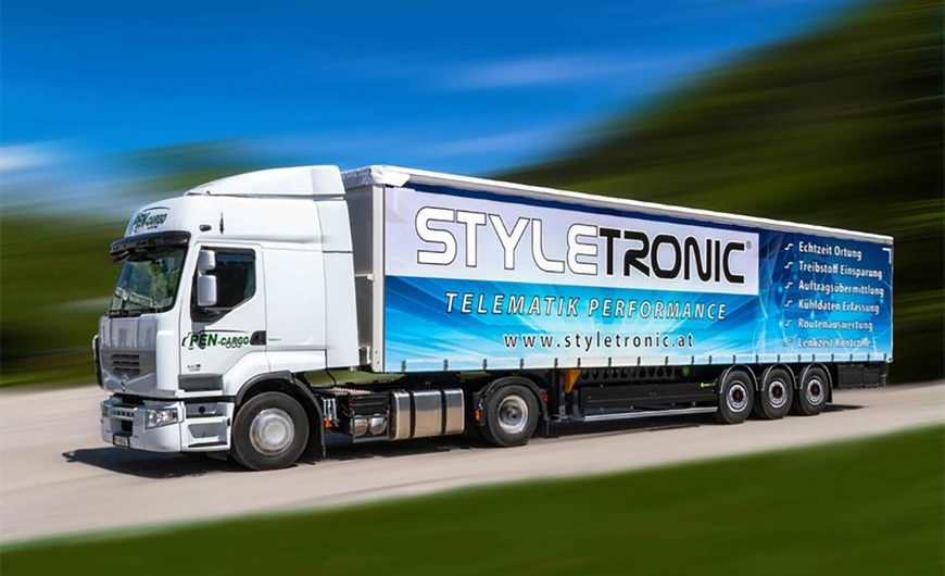 Styletronic is now part of DKV Euro Service