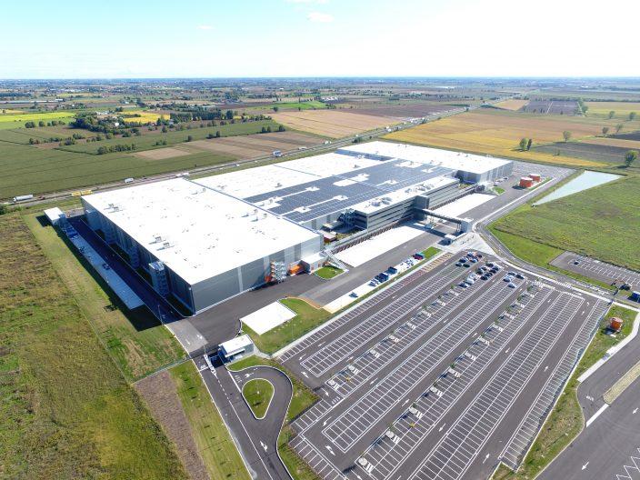 Zalando: New fulfilment centre serving Austria