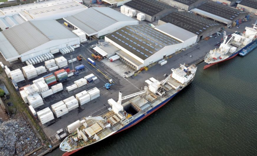 Port of Antwerp: boost in refrigerated containers in 2019