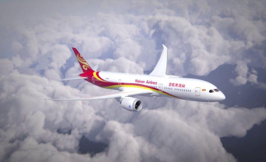 Hainan Airlines: Comeback am Flughafen Budapest