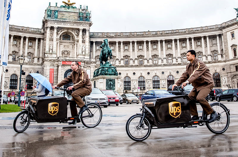 City of Vienna launches new initiative for sustainable logistics