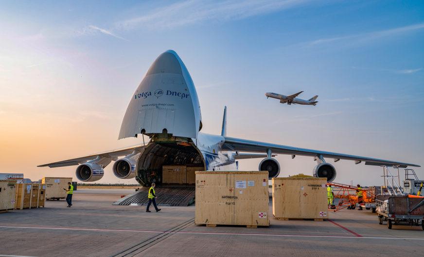 Leipzig/Halle Airport erreicht neuen Rekordwert beim Frachtumschlag