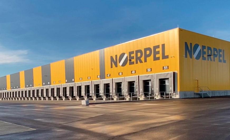 Noerpel-Gruppe eröffnet neuen Speditionsterminal in München