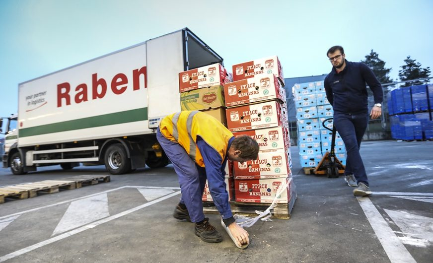 Raben Group's sales grew to EUR 1.25 billion in 2019