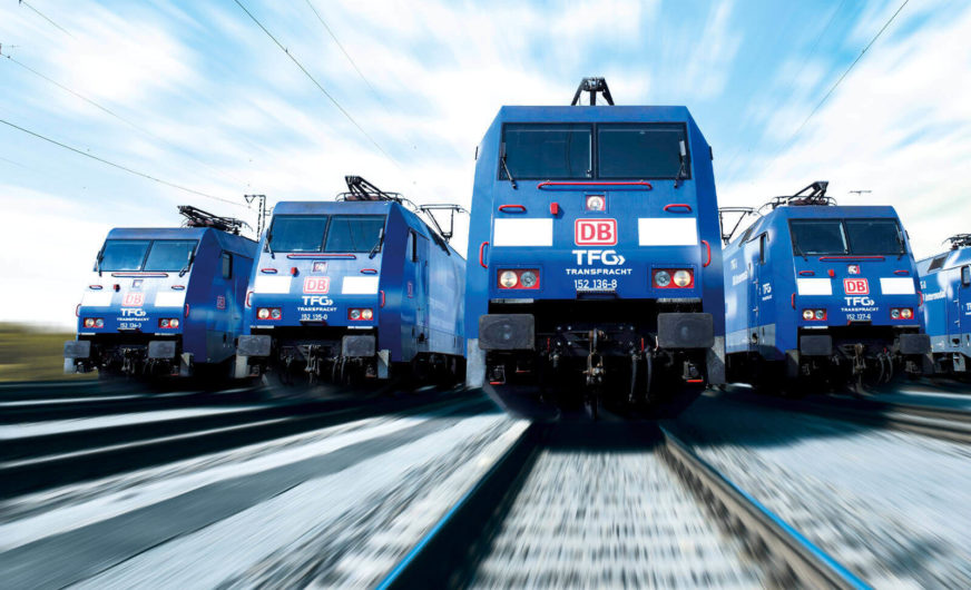 TFG Transfracht transported more than 1 m TEU for the first time
