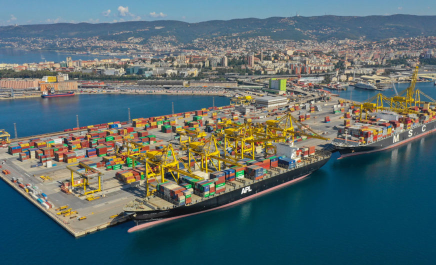 Trieste port: TMT saw a historic record in 2019