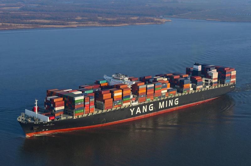 Yang Ming mit neuer Tochtergesellschaft in China
