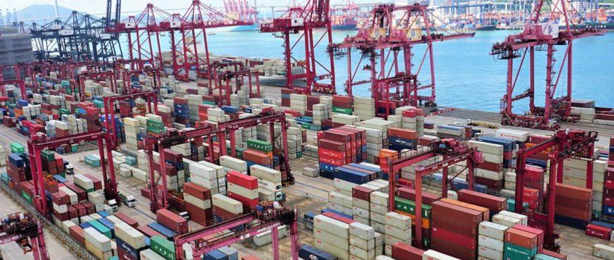 Coronavirus beeinträchtigt die globale Containerlogistik