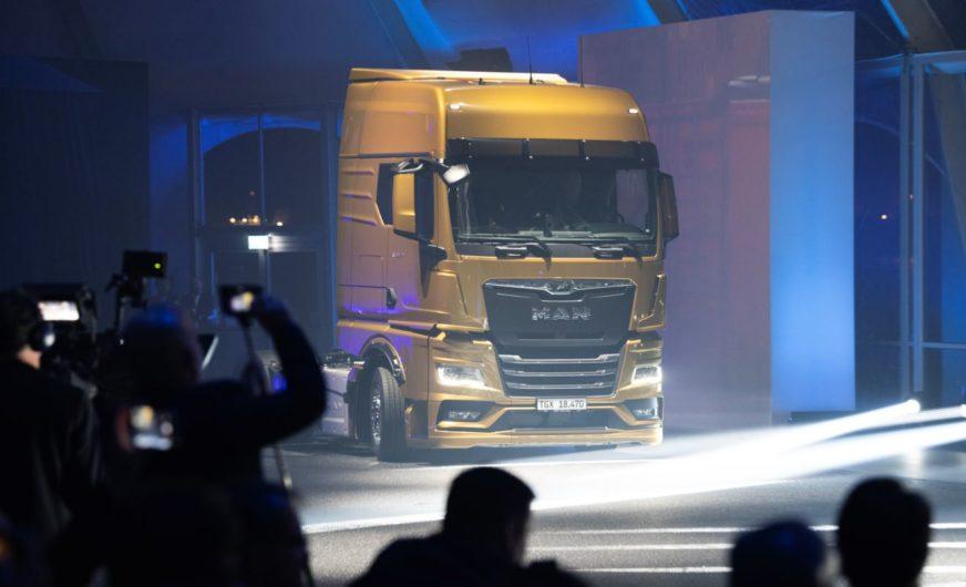 """""""Simplifying Business"""": Neue Lkw-Generation von MAN Truck & Bus"""