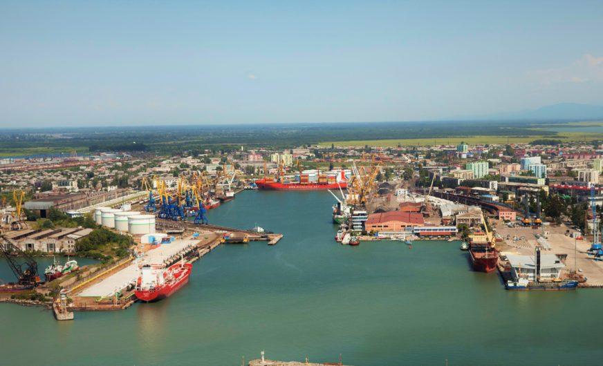 APM Terminals präsentiert Ausbauplan für den Hafen Poti