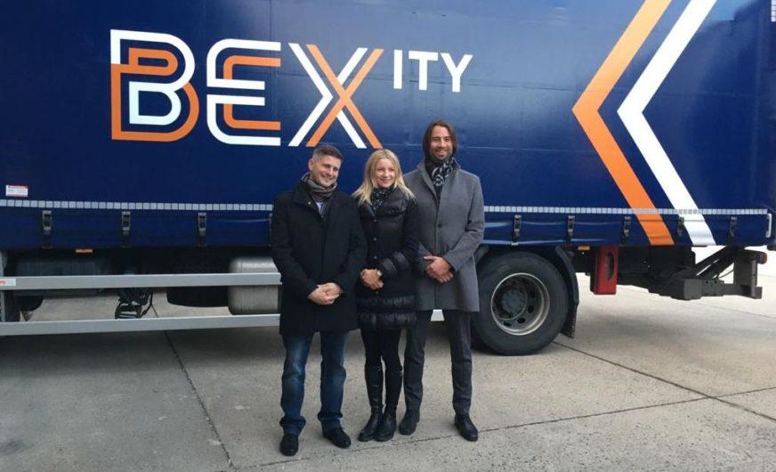 Erste Trucks im eleganten Design der BEXity GmbH