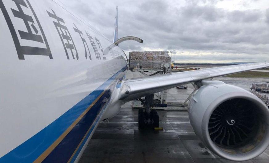 Dachser: Spezial-Charter für Luftfracht nach China