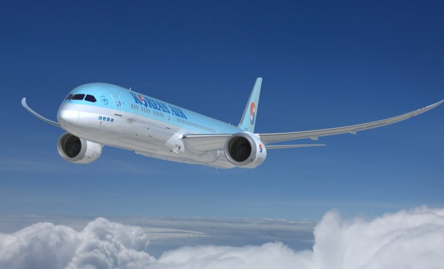 Korean Air becomes Budapest's latest airline
