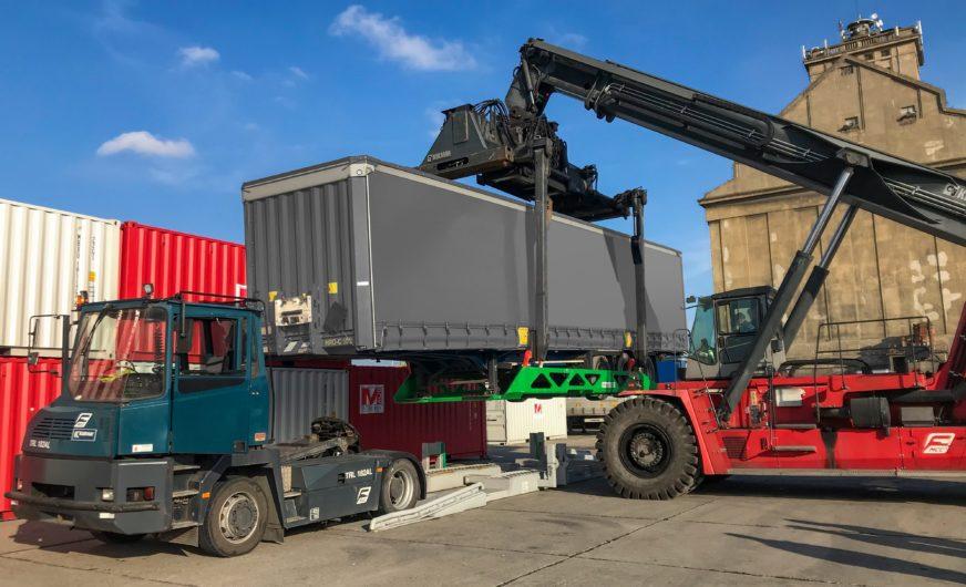 TX Logistik: Premiere für NiKRASA-System in Ungarn