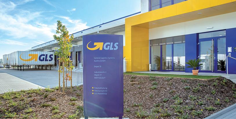 Paketlogistiker GLS Austria  bricht eine Lanze für die Fahrer